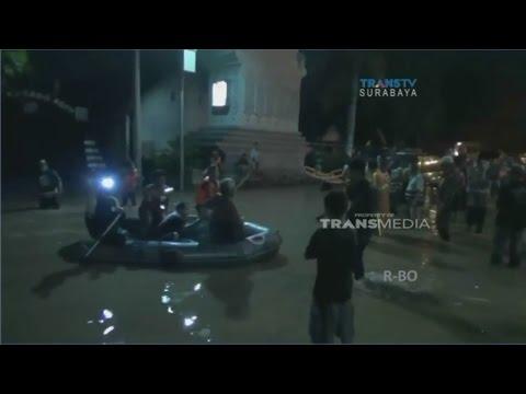 Pantura Lumpuh Terendam Banjir Dua Meter #1