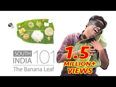 South India 101 - The Banana Leaf | Put Chutney
