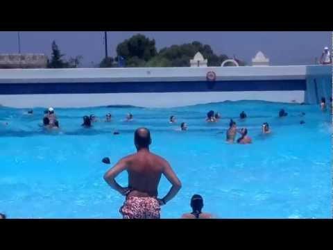 Lido Water Park - Waves Pool