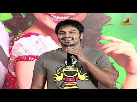 manchu manoj joking on sunil 6 pack - poola rangadu audio launch