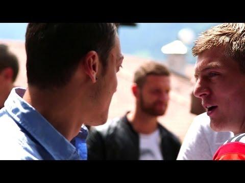 DFB-Team bezieht WM-Trainingslager | Philipp Lahm und Manuel Neuer fehlen verletzt