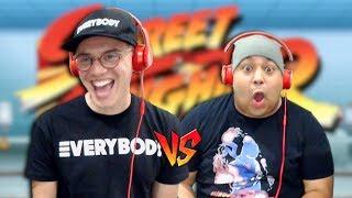 LOGIC VS DASHIE! ROUND 2! [ULTRA STREET FIGHTER II]