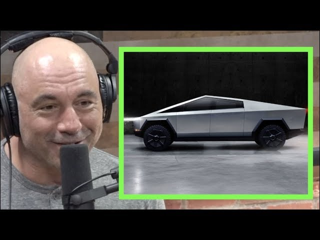 Joe Rogan's Thoughts on Tesla's Cybertruck thumbnail
