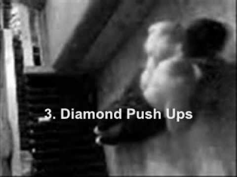 Bodyweight Workout Strength & Conditioning & Dynamic Training 35 Variations Push Ups Image 1
