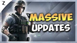 Massive News! Leaks! Game Update! - Rainbow Six Siege