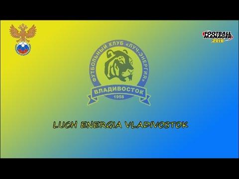 [Football Manager 16] Luch Energia Vladivostok - Aflevering 68