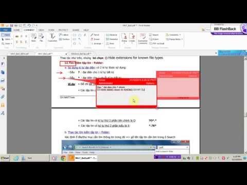 Tìm và sao chép tập tin(folder)