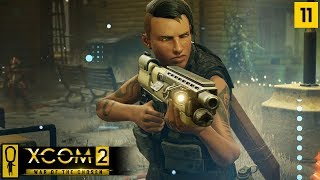 AMBUSH DOUBLE MISSION - Part 11 - XCOM 2 WAR OF THE CHOSEN Gameplay - Let's Play