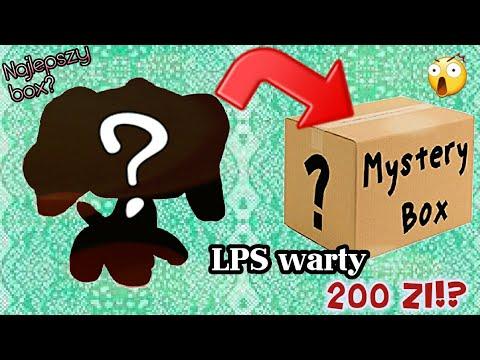 LPS WARTY 200 ZŁ W MYSTERY BOXIE ZA 100 ZŁ!