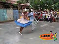 Cuban Mambo danced by professional dancers in Havana, Cuba