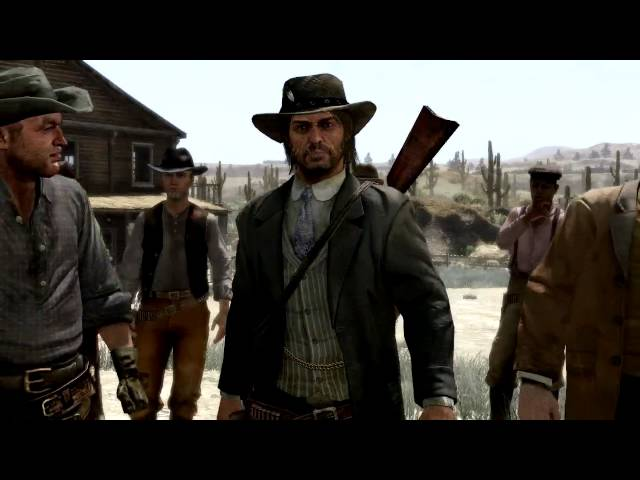 RDR Movie Teaser