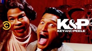 """Baby, It's Cold Outside"" Is Super Creepy (Parody Song) - Key & Peele"