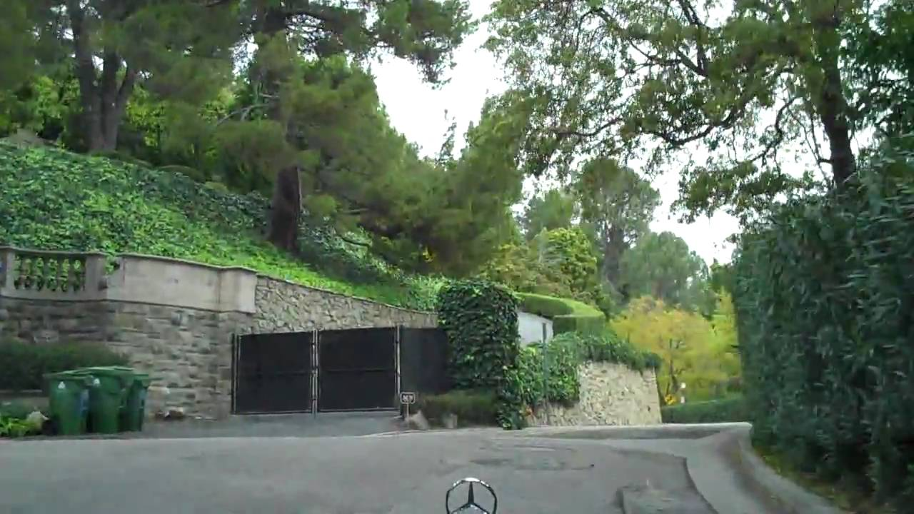 Tour Bel Air Road Bel Air Homes Beverly Hills Real