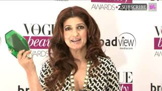 Vogue Beauty Awards 2014 -Twinkle Khanna