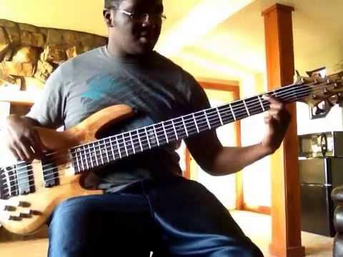 Gospel Bass Guitar Lesson: Shout Lick video