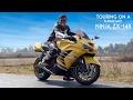 Touring on a Kawasaki Ninja ZX14R | Superbike Squad | RWR