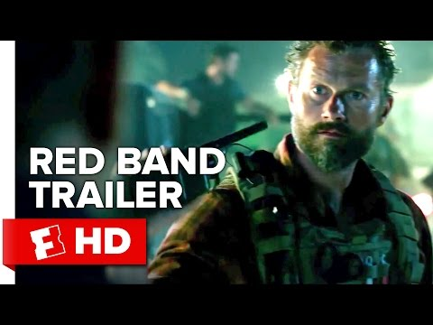 13 Hours: The Secret Soldiers Of Benghazi Red Band TRAILER 2 (2015) - Michael Bay Movie HD