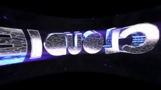 SYNC COLORED intro for CLOUDIE  [blender only] //35 like? //