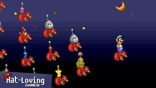 Pikmin... in Super Mario Bros 2! (Day 6)