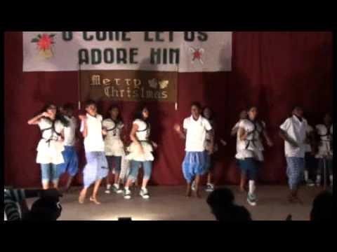 Kannada, Tamil Christmas Christian Dance Saval video