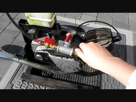 Homemade Vapor Carburetor