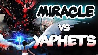 Best Dota 2 Player Miracle vs Best Shadowfiend in Dota 1 YaphetS - EPIC Shadow Fiend Battle Dota 2