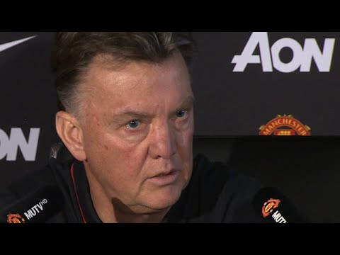 Louis van Gaal Praises Jose Mourinho - Man Utd v Chelsea Pre-Match Press Conference