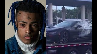 XXXTENTACION Gunned Down, Suspects ROBBED Louis Vuitton Bag, Police put out $3000 REWARD for INFO