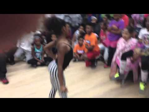 The Livest Lil Girl Tag Team Battle Ever video