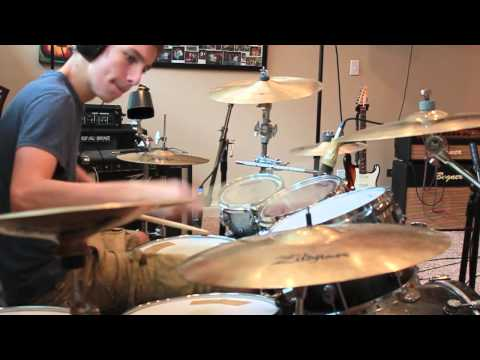 Rise Against - Prayer Of The Refugee drum cover