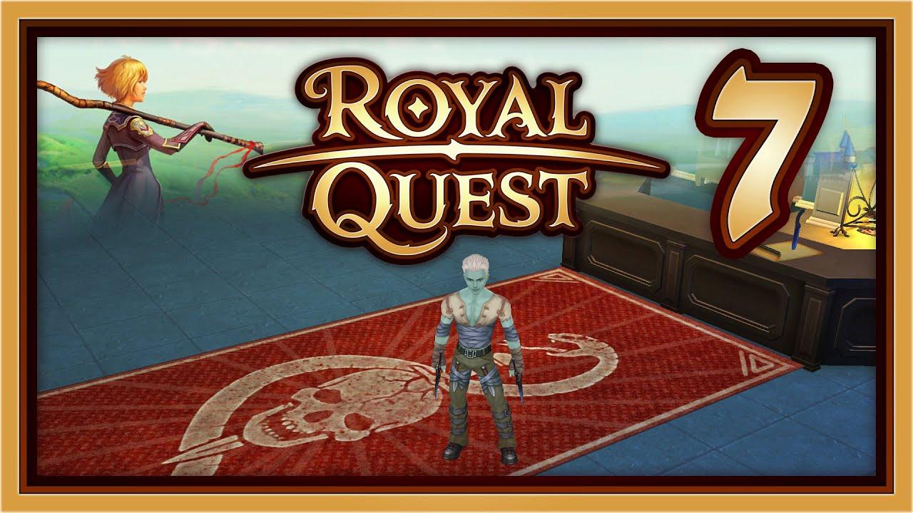 royal quest deutsch