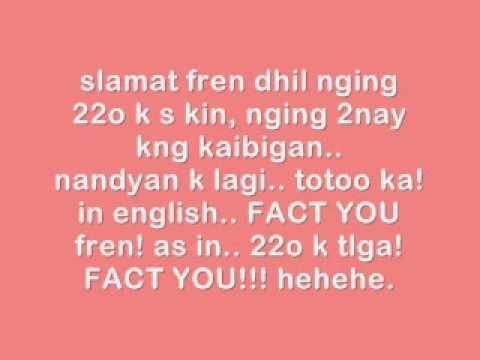 tagalog quotes 4. tagalog quotes 4. 3:42. hello wla lng bagong quotes po.