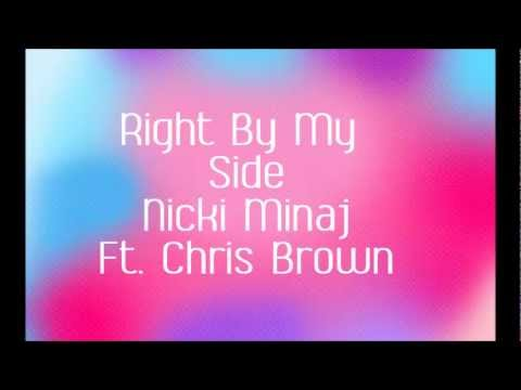 Right By My Side (clean) Lyrics - Nicki Minaj video