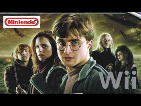 Harry Potter e as Relíquias da Morte. Parte 1. Wii