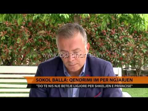 Sokol Balla: Qëndrimi im për ngjarjen - Top Channel Albania - News - Lajme
