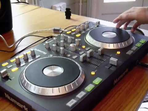 Caution DJ Tutorial - Dubstep Mixing for Beginners with the Numark Mixtrack Pro