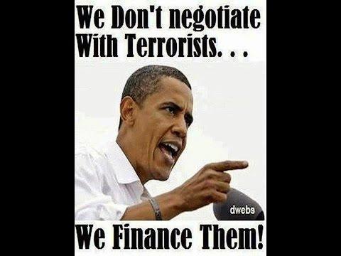 What? The Antichrist Barack Obama Offer 2 Pay Iran a 50 BILLION $$$ Bribe 4 Nuke Deal!