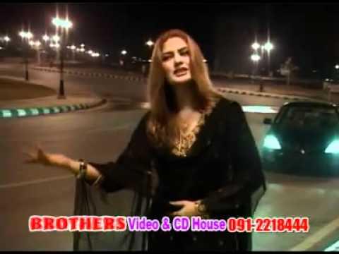 Ghazal Javed~~Wa tora Ghanam ranga Raza Watan ta Rasha.flv