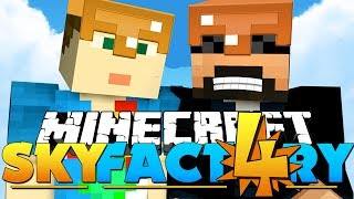Minecraft: SkyFactory 4 - BEST ARMOR EVER !! [34]