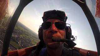 APCK 2015 - SV4 OO-WIL training flight
