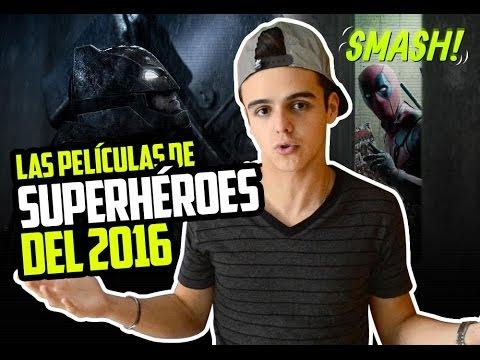 Las Películas De Superhéroes Del 2016