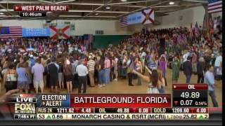 FOX Business Network Mocks Hillary at West Palm Beach Rally: \