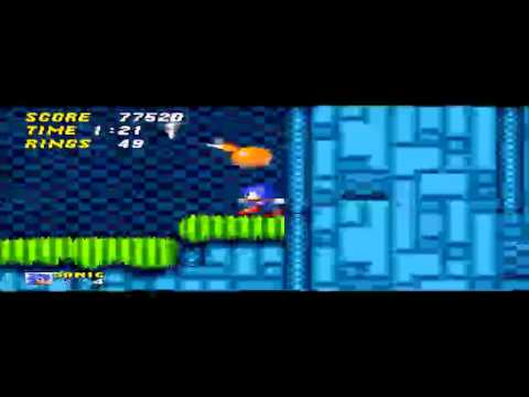 Sonic the Hedgehog 2 - Sonic 2 Speed run - User video