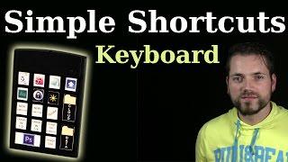Make Your Own Shortcut Keyboard