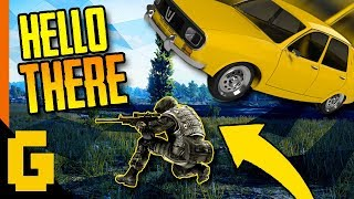 PLAYERUNKNOWN'S BATTLEGROUNDS Funny & Epic moments #1