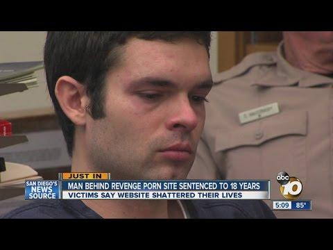 18-year Sentence In Revenge Porn Case video