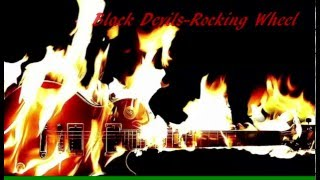Black Devils   Rocking Wheel