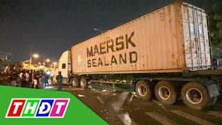 Tai nạn giao thông nghiêm trọng làm 1 người chết, 3 người bị thương   THDT