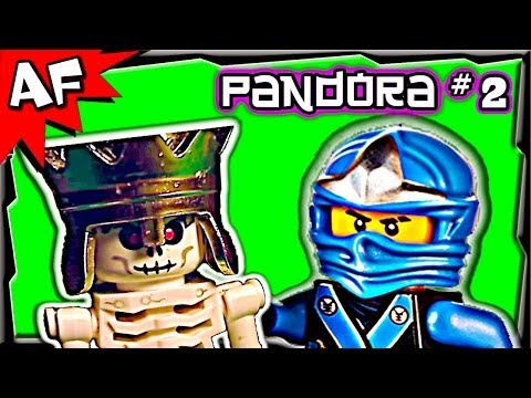 Secrets of PANDORA - Episode 2: Haunted Woods - Lego Ninjago Series