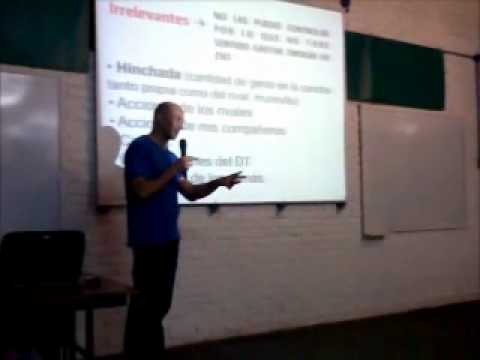 Neurociencias y Fútbol - Estanislao Bachrach